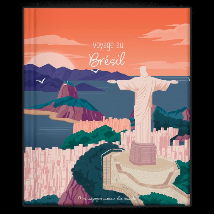 Mon voyage au Brésil