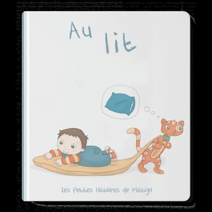 L'histoire personnalisée qui prépare votre enfant à aller au lit
