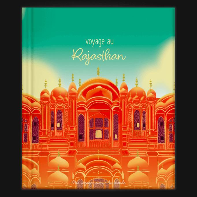 Son voyage au Rajasthan - PDF