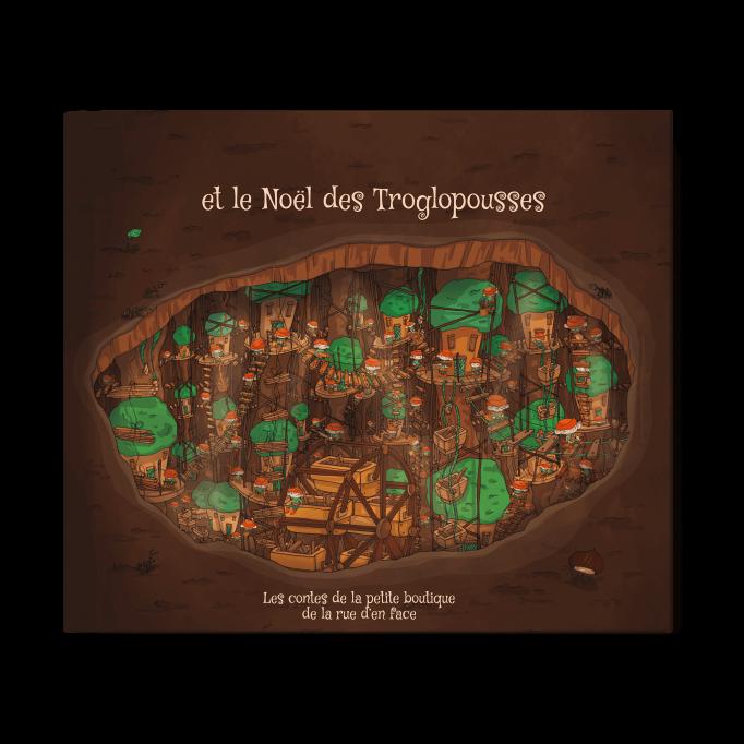 Le Noël des Troglopousses (pdf)