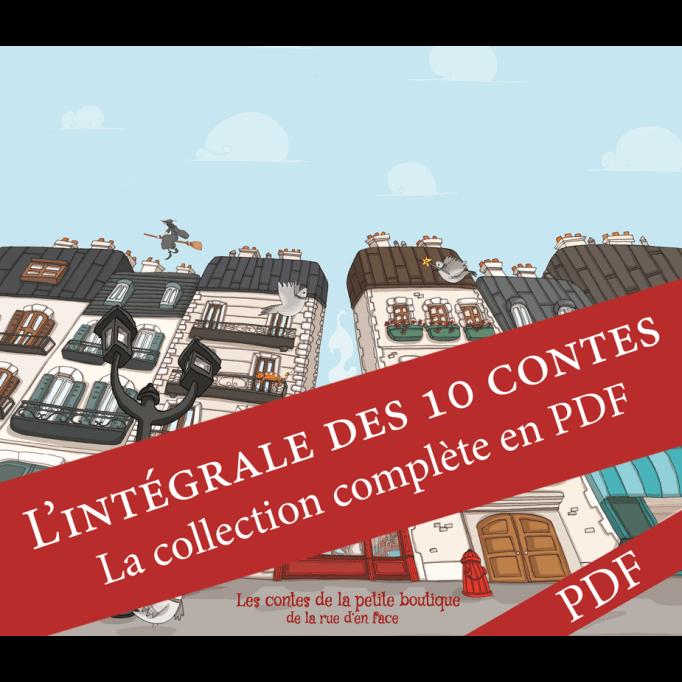 L'intégrale des 10 contes en PDF