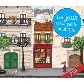 Carnet de jeux - La Petite Souris des Dents - PDF