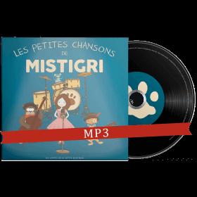 Les petites chansons de Mistigri (numérique)