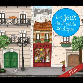 Carnet de jeux - La Sorcière de la Rentrée des Classes - PDF