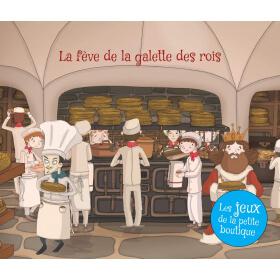 La fève de la galette des rois (pdf)