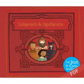 Carnet de jeux - L'almanach de l'apothicaire - PDF