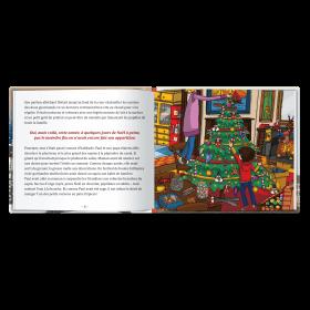 Livre de Noel personnalisé