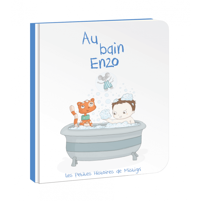 Au bain pour un garçon