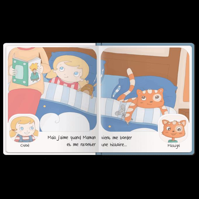 Au lit PRENOM