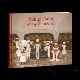 PRENOM et la fève de la galette des rois - PDF
