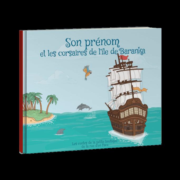 PRENOM et les corsaires du royaume de Baranka (pdf)