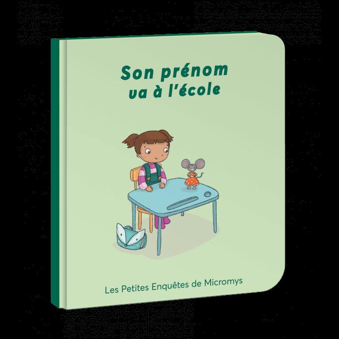 PRENOM va à l'école - PDF