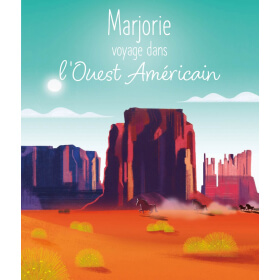 PRENOM voyage dans l'Ouest Américain