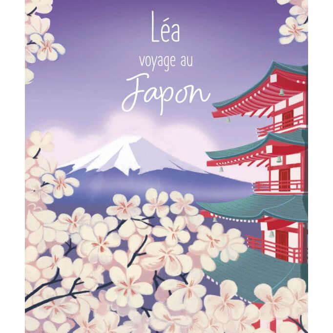 Mon voyage au Japon
