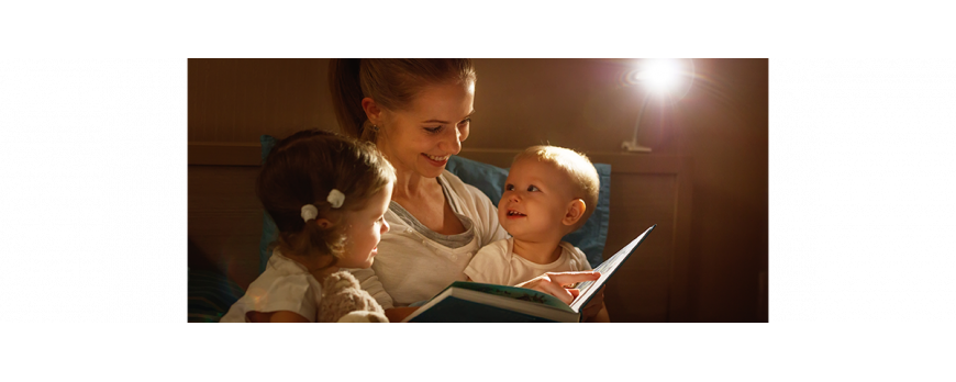 Témoignages de Parents # L'importance de lecture au coucher !